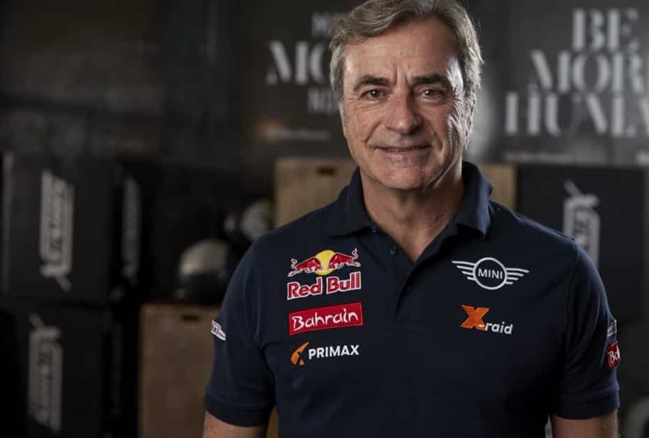 Carlos Sainz, Premio Princesa de Asturias de los Deportes 2020