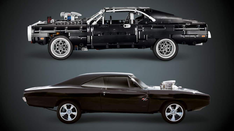 Montamos El Dodge Charger De Dom Toretto Y Revivimos Fast Furious Gracias A Lego