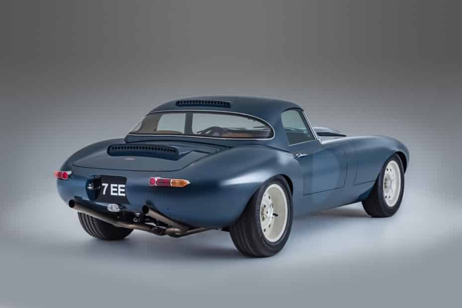 Eagle Lightweight GT: La reinterpretación moderna del Jaguar E-Type más «peleón»