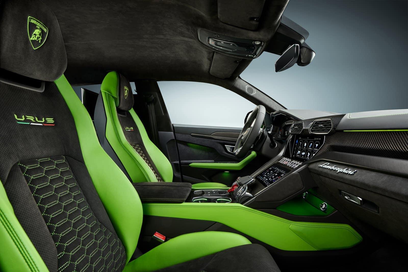 Lamborghini Urus Pearl Capsule Olvidate De Los Colores Aburridos