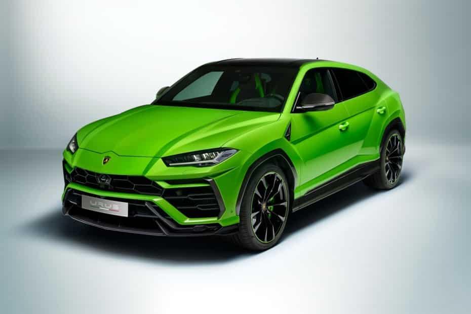 Lamborghini Urus Pearl Capsule: Olvídate de los colores aburridos