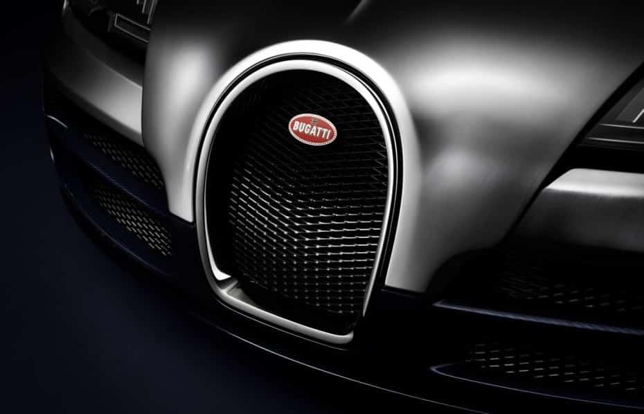 Dicen que estas son las ediciones especiales más espectaculares del Bugatti Veyron