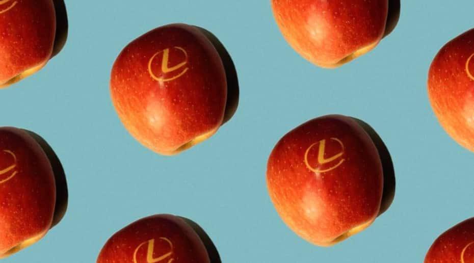 ¿No te gustan los híbridos de Lexus?: Pues tómate una de sus manzanas…