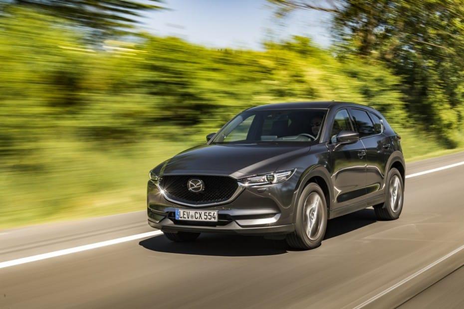 Así es el Mazda CX-5 MY2020: Sutiles cambios que mejoran el producto