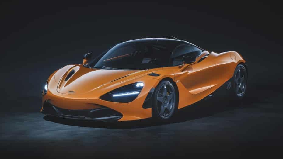 McLaren 720S Le Mans Special Edition, un tributo al mítico McLaren F1 GTR
