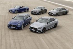 Nuevas imágenes y detalles de la familia Mercedes-AMG Clase E 2020: Hasta 612 CV de furia alemana