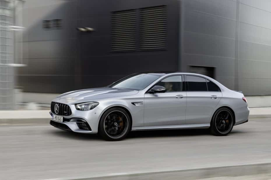 Así son los renovados Mercedes-AMG E 63 4MATIC+ Berlina y Estate