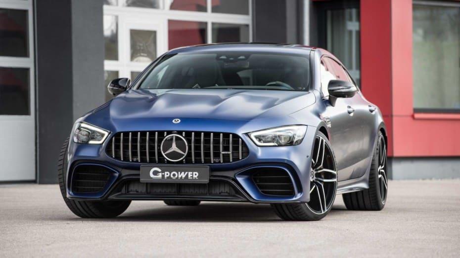 Hasta 800 CV para el Mercedes-AMG GT 63 de 4 puertas: La fiera de Nürburgring, aún más salvaje