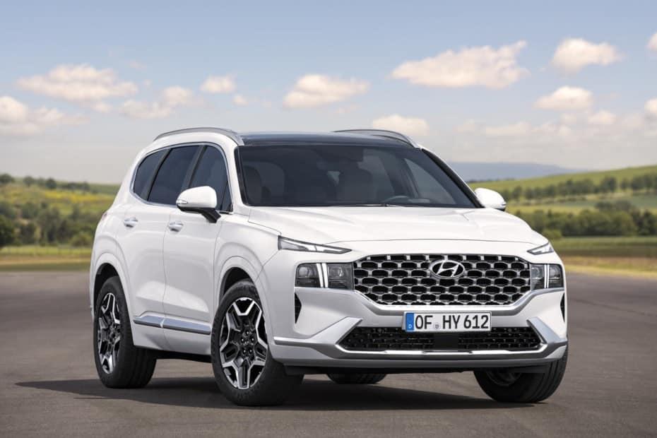 El nuevo Hyundai Santa Fe tendrá hasta 265 CV