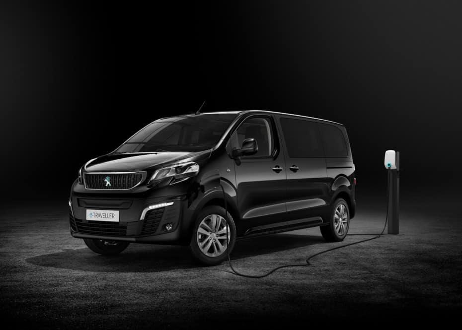 Así es el Peugeot e-Traveller 2020: Tres batallas, un motor eléctrico y dos tamaños de batería