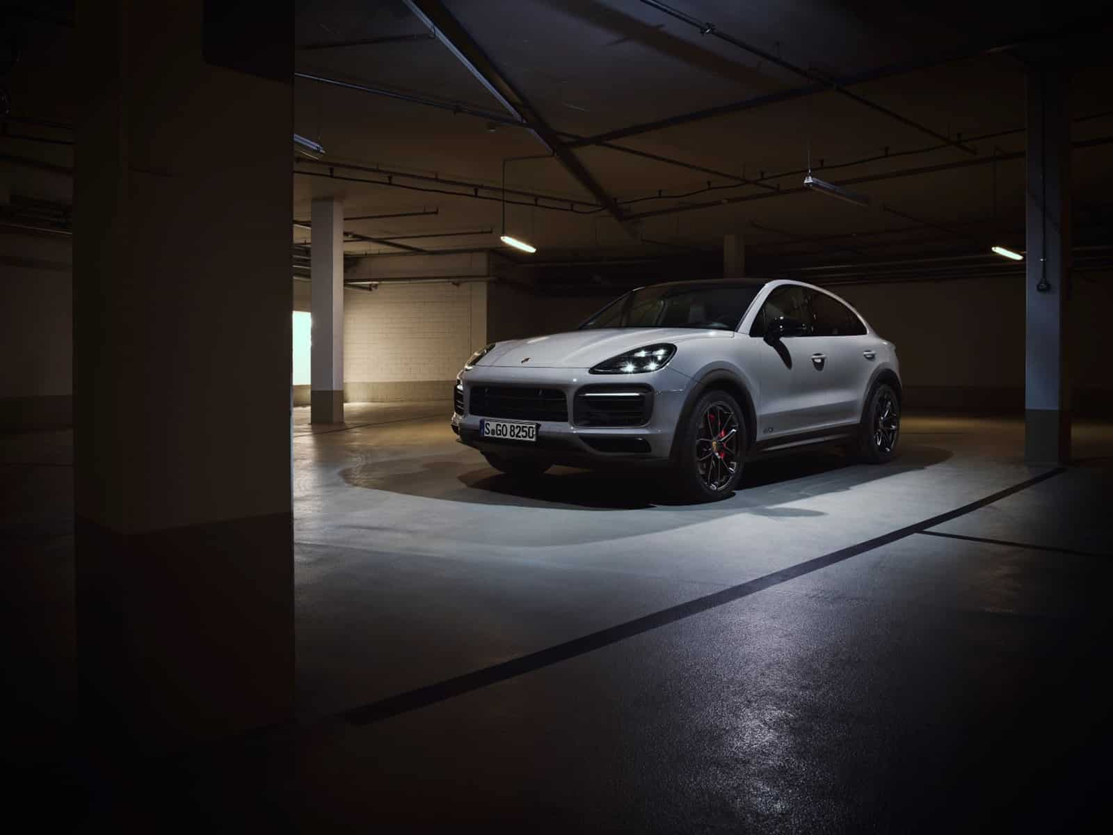Porsche Cayenne Gts Y Gts Coupe Fuerza Bruta Gracias A Un V8 Biturbo De 4 0 Litros
