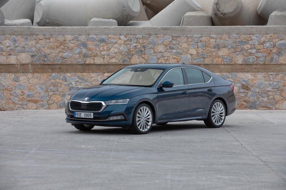 Así es el Škoda OctaviaG-TEC 2020: La opción de GNC llegará en otoño