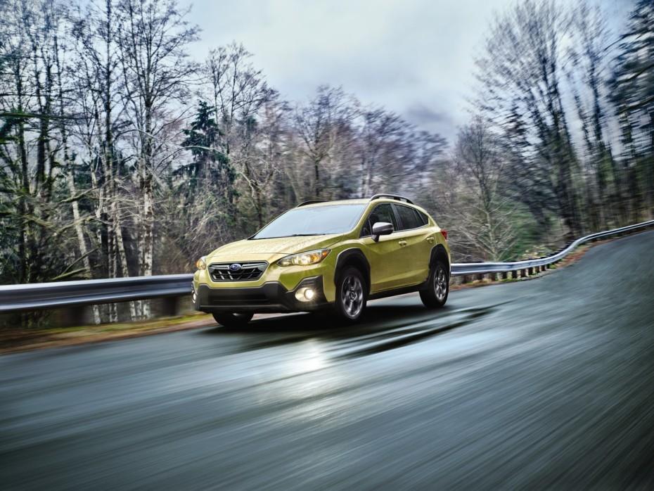 Subaru presenta su motor Bóxer 2.5 de 182 CV en el Crosstrek: Nos encantaría verlo en nuestro mercado