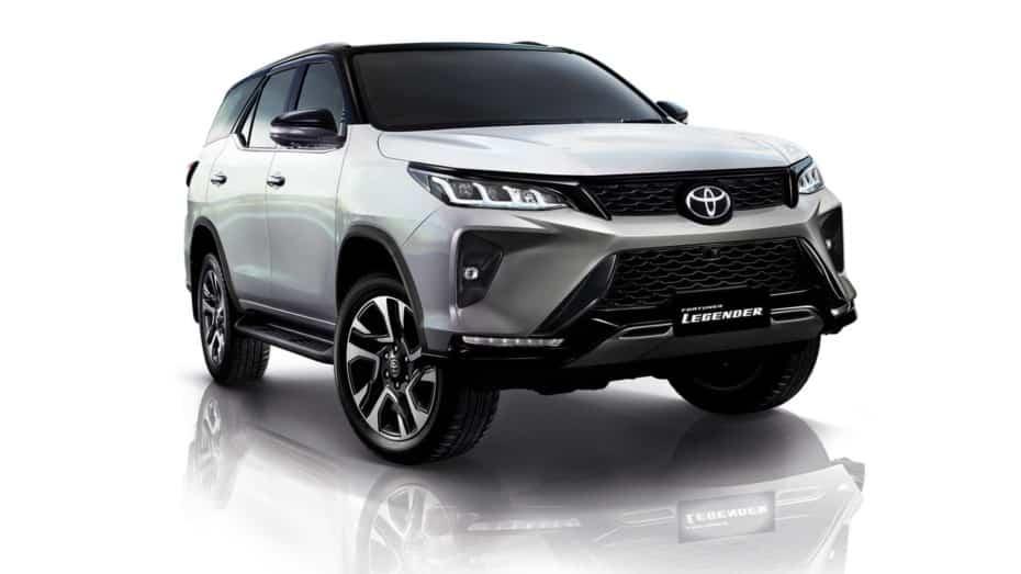 El Toyota Fortuner se renueva: Herencia del Hilux que no te importaría ver en nuestro mercado