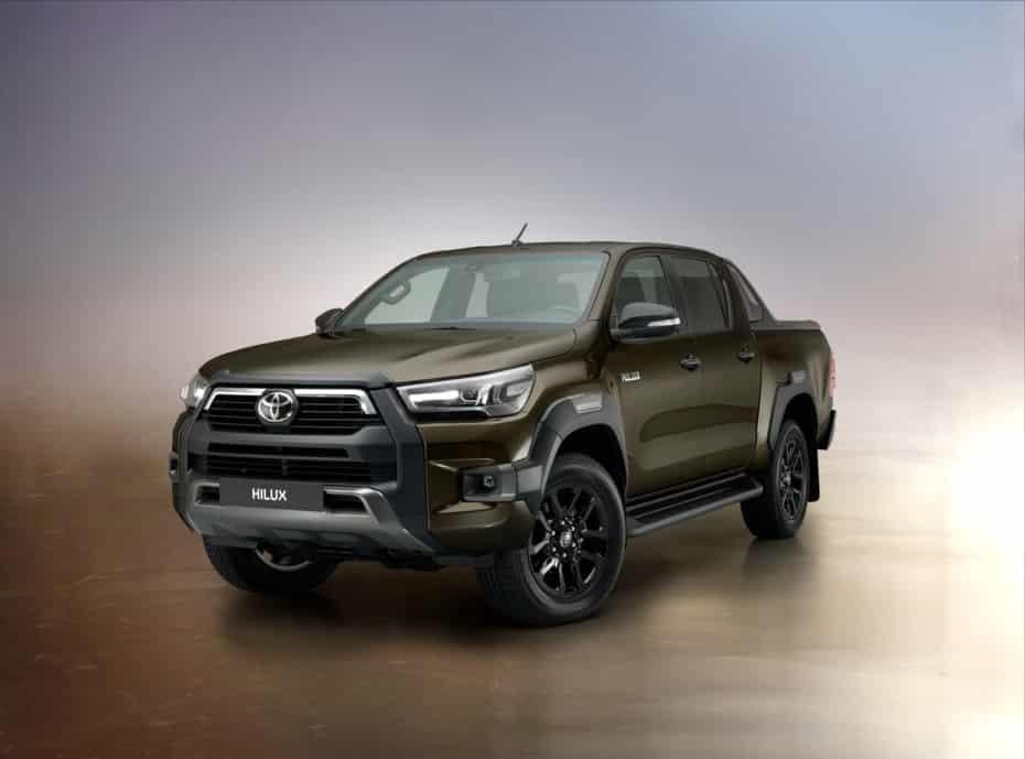Así es la nueva Toyota Hilux: Una actualización con buena pinta