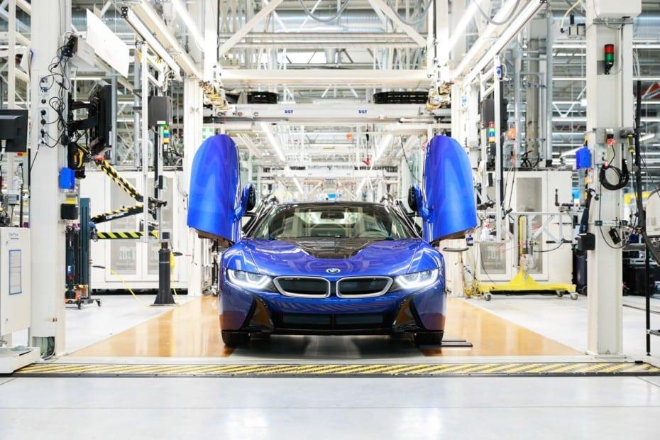 El BMW i8 finalmente se despide de nosotros: ¿Qué te parecía el modelo?