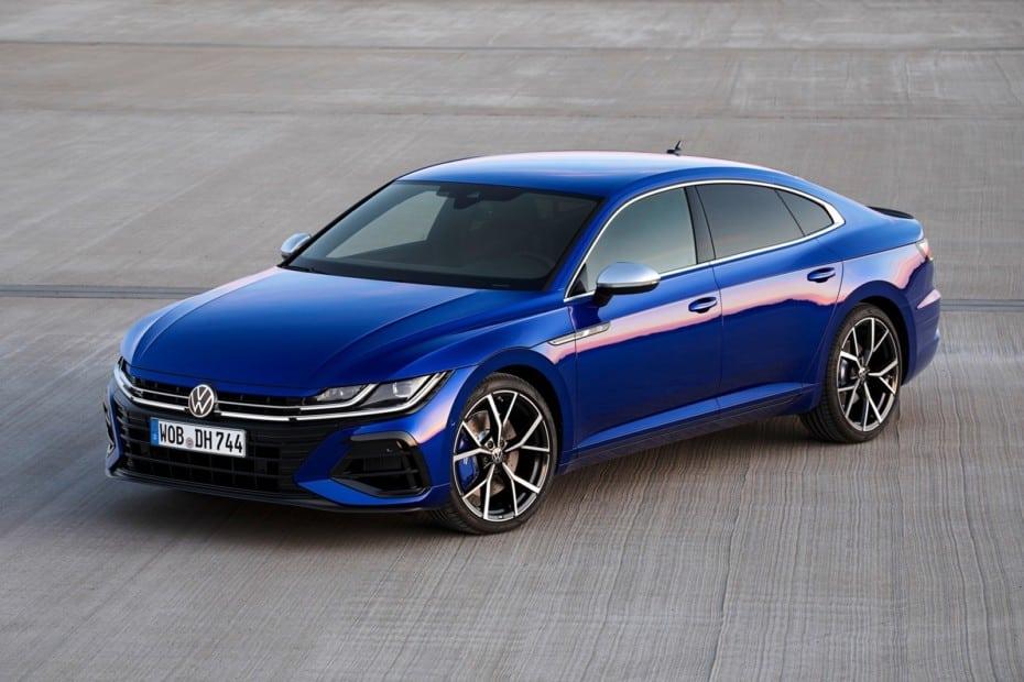 Arranca la comercialización del Volkswagen Arteon «R»: Aquí los precios