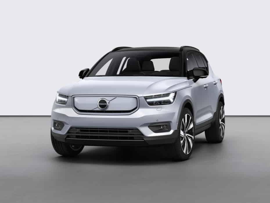 Volvo supera su objetivo y venderá cuota de emisiones de CO2 a Ford y otros fabricantes
