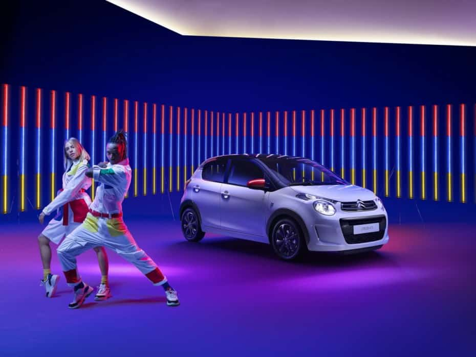 Citroën lanza en España el C1 JCC+