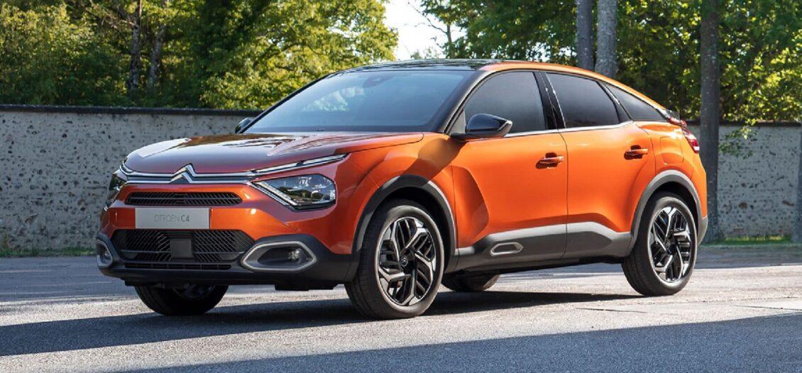 Todos los precios del nuevo Citroën C4 para España: Bastante caro