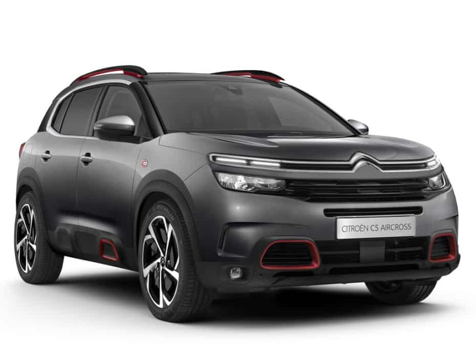 Nueva edición limitada C-Series para el Citroën C5 Aircross