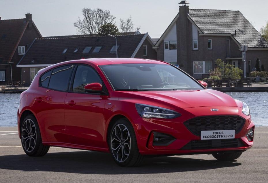Arranca la comercialización del Ford Focus híbrido