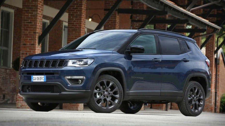 Ya a la venta el Jeep Compass 1.3 GSE 150 CV