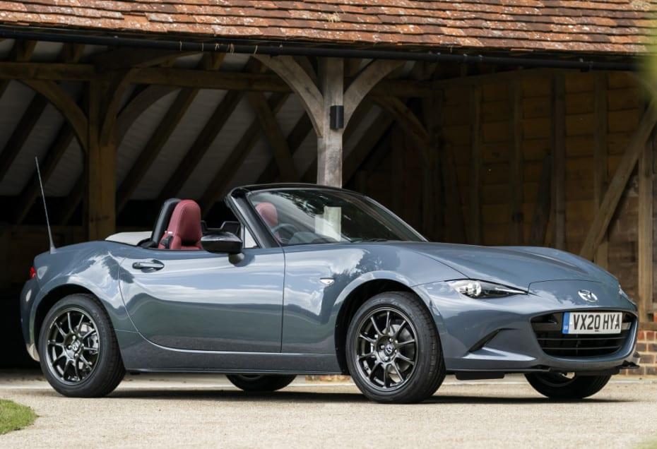 Nuevo Mazda MX-5 «R-Sport»: Con un toque más dinámico
