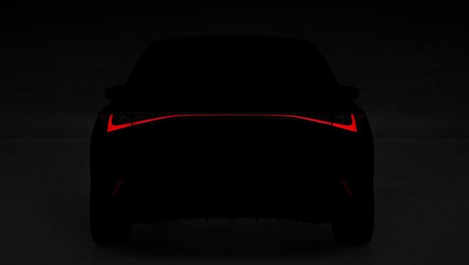 ¡Oficial! Primeros detalles del nuevo Lexus IS que debutará la semana que viene