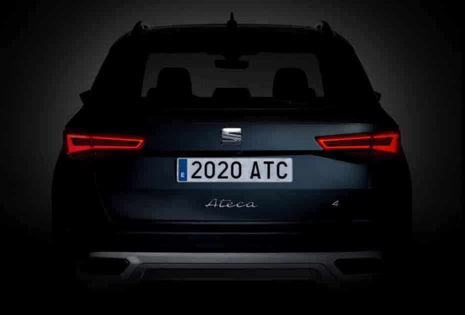 El renovado SEAT Ateca ya tiene fecha de lanzamiento: Primeros detalles…