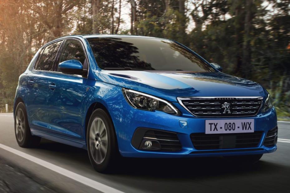 Todos los precios del renovado Peugeot 308 MY2020