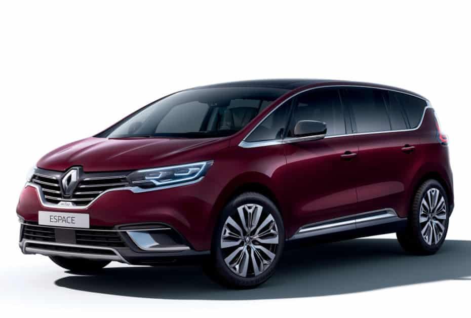 El renovado Renault Espace ya está a la venta