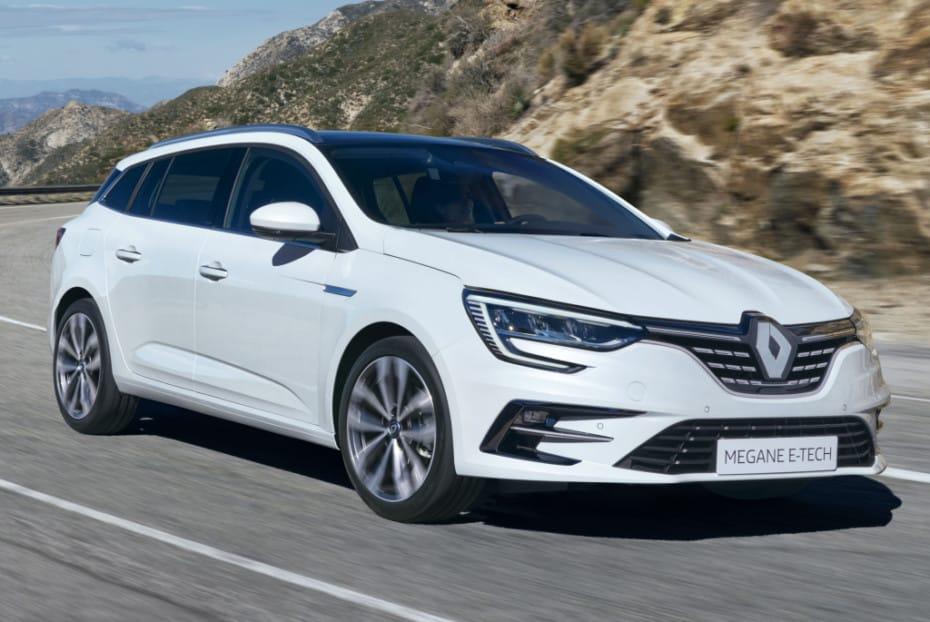 El Renault Mégane híbrido enchufable, ya a la venta en España