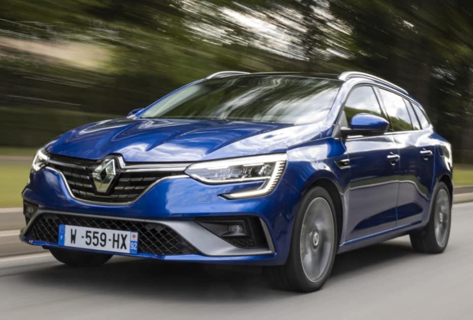 Todos los precios del renovado Renault Mégane 2021