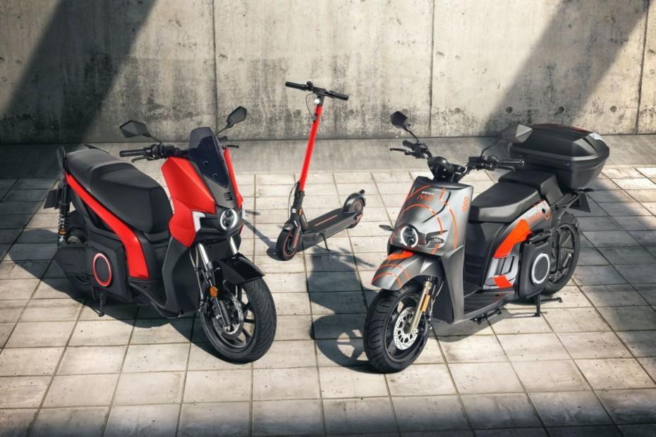 Oficial: SEAT MÓ eScooter 125