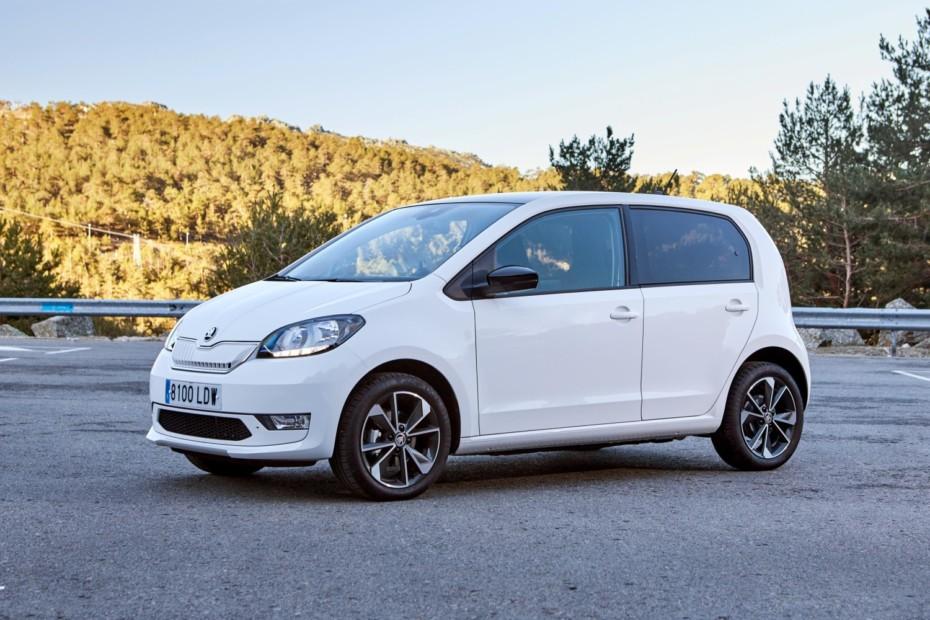 El Skoda Citigo-e iV, ahora con 10.000 € de descuento: ¡Pásate a lo eléctrico!