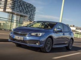 Ya a la venta el nuevo Subaru Impreza EcoHybrid: Aquí todos los detalles