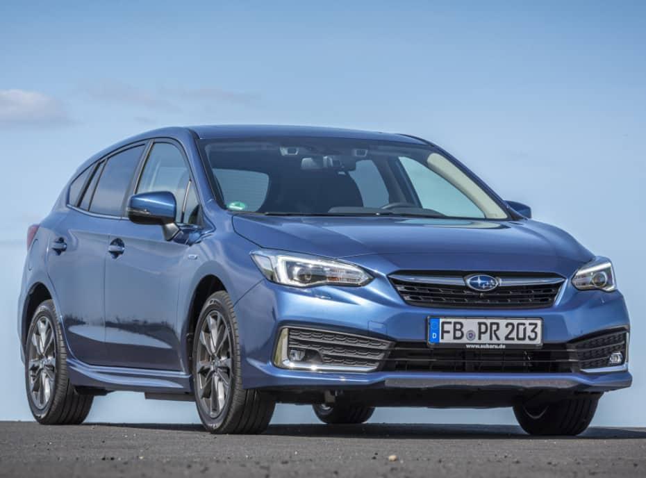 El Subaru Impreza e-Boxer llega a Europa: Con etiqueta ECO