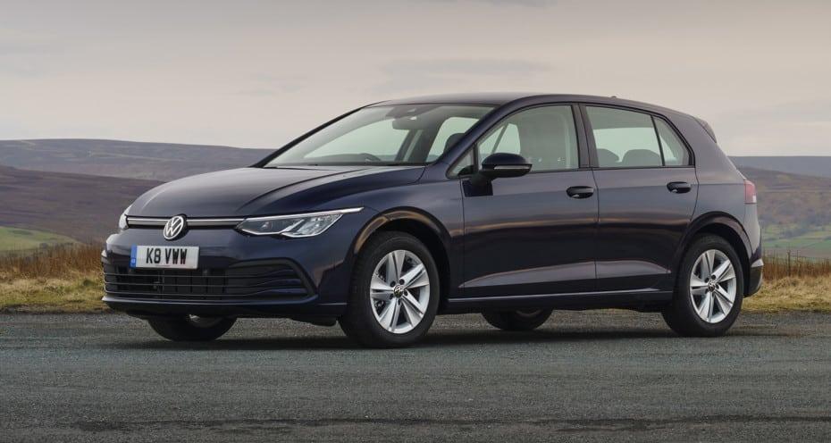 El nuevo VW Golf recibe un cambio con convertidor de par: Adiós al DSG en los básicos