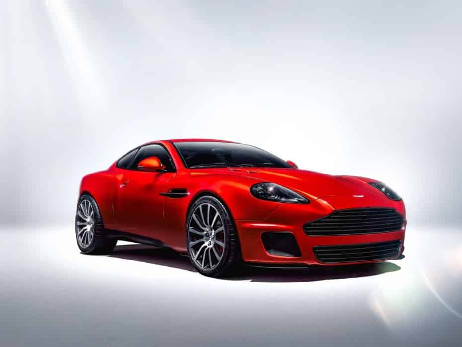Aston Martin CALLUM Vanquish 25: 350 retoques para mejorar el modelo