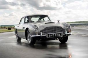 Tener un Aston Martin como el de James Bond tiene que molar mucho: estas son sus
