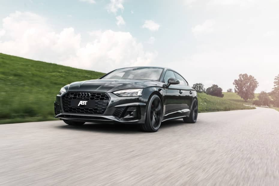 ¿Fuiste de los afortunados que pudo hacerse con un Audi A5 45 TDI?: Atento a la mejora…