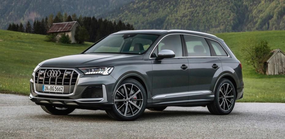 Y ahora el TFSI V8 biturbo de 507 CV llega al Audi SQ7 y SQ8: ¿SUV y deportivo a la vez?