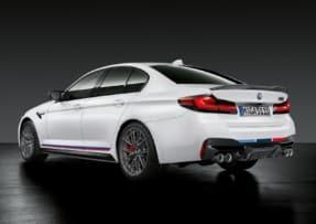 Chucherías BMW M Performance ahora incluso para el M5 y M5 Competition
