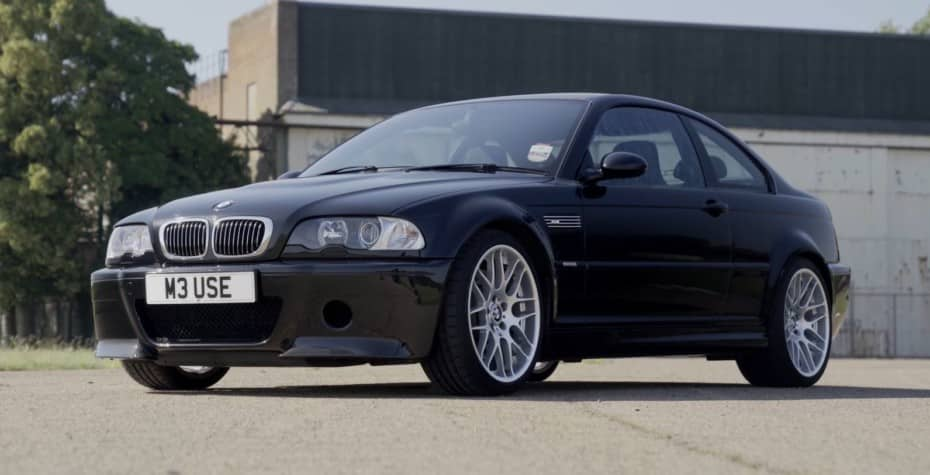 ¿Qué te parece este kit de conversión para el BMW M3 E46 CSL?: Adiós al SMG, ¡hola cambio manual!