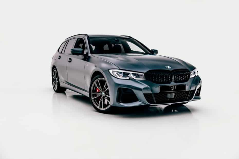 BMW M340i xDrive Touring First Edition: «alicatado» por BMW Individual