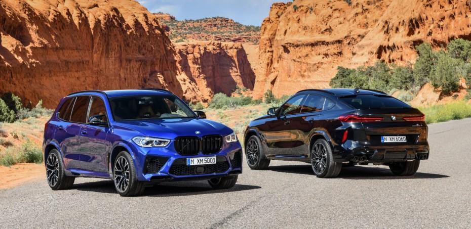 BMW pone precio a los BMW X5 M y BMW X6 M ¡Maldito dinero!