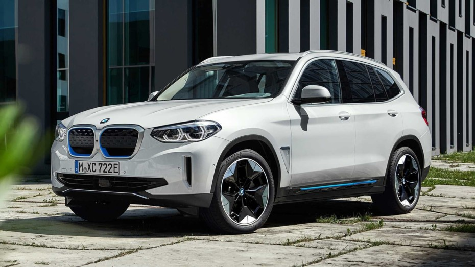 ¡Oficial! BMW iX3 2020: 286 CV y hasta 460 kilómetros de autonomía para el X3 eléctrico