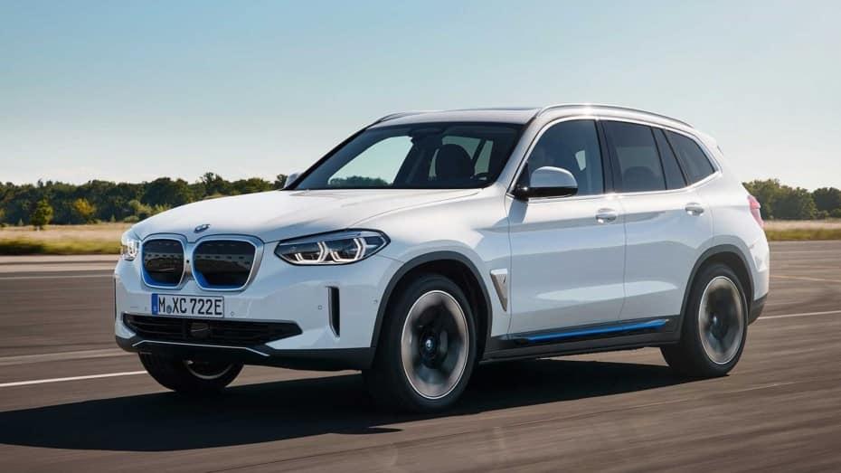 Ya puedes reservar el nuevo BMW iX3 en España: Eléctrico con hasta 460 km de autonomía