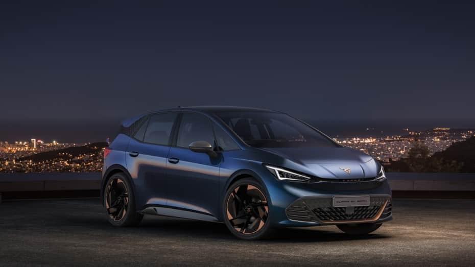 Así es el primer CUPRA 100% eléctrico: El el-Born llegará en 2021 con 500 km de autonomía